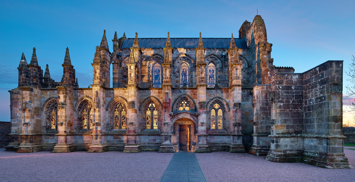 Rosslyn Chapel Visitor Centre, Midlothian