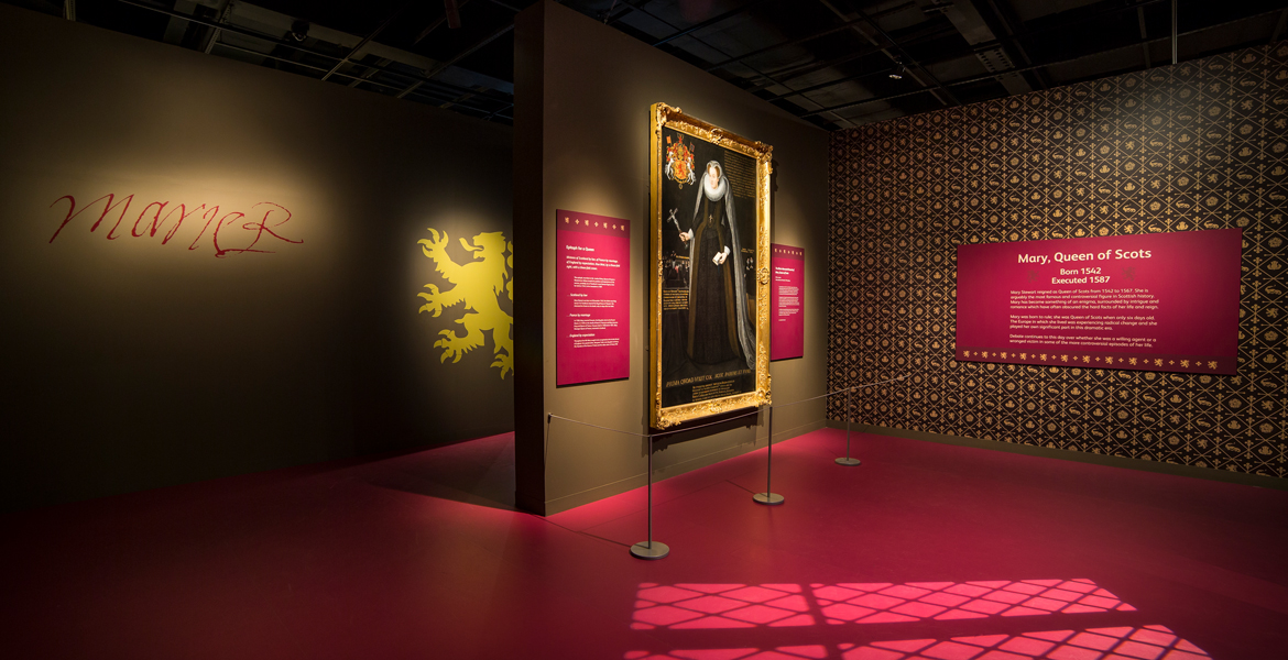 Mary, Queen of Scots Exhibition